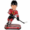 Jonathan Toews (Chicago Blackhawks)  NHL 2017 Headline Bobble Head by Forever Collectibles