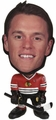 "Jonathan Toews (Chicago Blackhawks) NHL 5"" Flathlete Figurine"