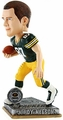 Jordy Nelson (Green Bay Packers) 2015 Springy Logo Action Bobble Head Forever Collectibles