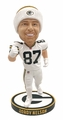 Jordy Nelson (Green Bay Packers) Color Rush Bobblehead Exclusive #/750 by Forever Collectibles