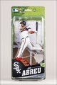 Jose Abreu (Chicago White Sox) MLB 33 McFarlane Collector Level Silver CHASE #/1000