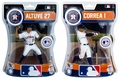 "Jose Altuve/Carlos Correa (Houston Astros) MLB 2016 6"" Figure Imports Dragon Set (2)"