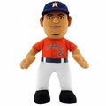 "Jose Altuve (Houston Astros) 10"" MLB Player Plush Bleacher Creatures"