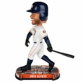 Jose Altuve (Houston AStros) 2017 MLB Headline Bobble Head by Forever Collectibles