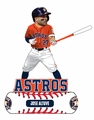 Jose Altuve (Houston Astros) 2018 MLB Baller Series Bobblehead by Forever Collectibles
