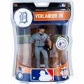 "Justin Verlander (Detroit Tigers) 2016 MLB 6"" Figure Imports Dragon THE PLAYERS CLUBHOUSE�"