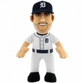 "Justin Verlander (Detroit Tigers) with Beard 10"" MLB Player Plush Bleacher Creatures"