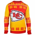 Kansas City Chiefs Big Logo NFL Ugly Sweater