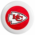 Kansas City Chiefs NFL High End Flying Discs By Forever Collectibles