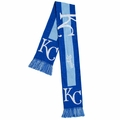 Kansas City Royals MLB Big Logo Scarf By Forever Collectibles