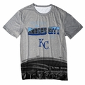 Kansas City Royals Greetings Tee by Forever Collectibles