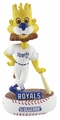 Kansas City Royals Mascot 2018 MLB Baller Series Bobblehead by Forever Collectibles
