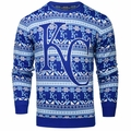 Kansas CIty Royals MLB Aztec Ugly Crew Neck Sweaters by Forever Collectibles