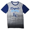 Kansas City Royals Outfield Photo Tee by Forever Collectibles
