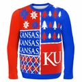 Kansas Ugly College Sweater BusyBlock