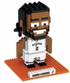 Kawhi Leonard (San Antonio Spurs) NBA 3D Player BRXLZ Puzzle By Forever Collectibles