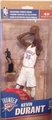 Kevin Durant (Oklahoma City Thunder) NBA 25 McFarlane White Jersey w/MVP Trophy Exclusive
