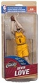 Kevin Love (Cleveland Cavaliers) NBA 28 McFarlane Collector Level Silver CHASE #/1000