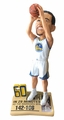 Klay Thompson (Golden State Warriors) 60 Point Newspaper Base Bobblehead
