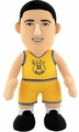 "Klay Thompson (Golden State Warriors) (Gold Jersey) 10"" Player Plush NBA Bleacher Creatures"
