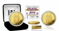 Kobe Bryant #8 - #24 Jersey Number Retirement Gold Mint Coin by Highland Mint #/2480