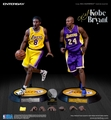 "Kobe Bryant (Los Angeles Lakers) 1/6th Scale 12"" Action Figure Set (2) Enterbay"