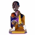 Kobe Bryant (Los Angeles Lakers) 2016 NBA Name and Number Bobblehead Forever Collectibles