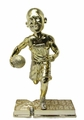 "Kobe Bryant (Los Angeles Lakers) Commemorative Gold 10"" Bobble Head Exclusive #/248"