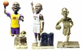 "Kobe Bryant (Los Angeles Lakers) Exclusive Limited Edition Commemorative 10"" Bobble Heads Set (3) #/248"