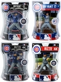 "Kris Bryant LE/Kris Bryant/Anthony Rizzo/Anthony Rizzo LE (Chicago Cubs) MLB 2016-17 6"" Figure Imports Dragon Set (4)"