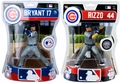 "Kris Bryant/Anthony Rizzo (Chicago Cubs) MLB 2016-17 6"" Figure Imports Dragon Set (2)"