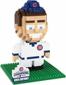 Kris Bryant (Chicago Cubs) MLB World Series 3D Player BRXLZ Puzzle