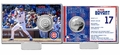 Kris Bryant (Chicago Cubs) Silver Coin Card