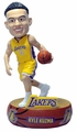 Kyle Kuzma (Los Angeles Lakers) 2018 NBA Baller Series Bobblehead by Forever Collectibles