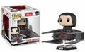 Kylo Ren in TIE Fighter (Star Wars: The Last Jedi) Funko Pop! Deluxe