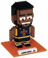 LeBron James (Cleveland Cavaliers) NBA 3D Player BRXLZ Puzzle By Forever Collectibles