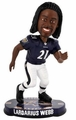 Lardarius Webb (Baltimore Ravens) 2012 Road Football Base Bobblehead