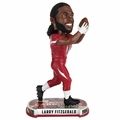 Larry Fitzgerald (Arizona Cardinals) 2017 NFL Headline Bobble Head by Forever Collectibles