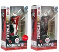 Larry Fitzgerald (Arizona Cardinals) EA Sports Madden NFL 18 Ultimate Team Series 1 Regular PLUS Chase Combo (2) McFarlane