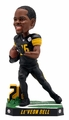 Le'Veon Bell (Pittsburgh Steelers) 2017 NFL Color Rush Bobblehead by FOCO