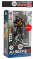 Le'Veon Bell (Pittsburgh Steelers) Color Rush CHASE EA Sports Madden NFL 18 Ultimate Team Series 2 McFarlane
