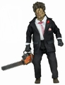 "Leatherface The Texas Chainsaw Massacre Part 2 8"" figure by NECA"