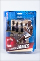 LeBron James 4X MVP/2X Champ Trophies NBA 24 Collectors Club Exclusive - ONLY Available in the McFarlane Toys Store SOLD OUT