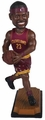"""LeBron James (Cleveland Cavaliers) 2015 NBA Real Jersey 10"""" Bobblehead Forever Collectibles"""