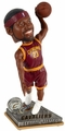 LeBron James (Cleveland Cavaliers) 2015 Springy Logo Action Bobble Head Forever Collectibles