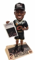 LeBron James (Cleveland Cavaliers) 2016 NBA Champions (Hat/Newspaper Base) Bobble Head by Forever Collectibles