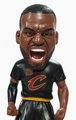 LeBron James (Cleveland Cavaliers) 2016 NBA Finals Game 5 (40 Point Game) Newspaper Base Bobble Head by Forever Collectibles