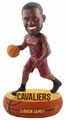 LeBron James (Cleveland Cavaliers) 2018 NBA Baller Series Bobblehead by Forever Collectibles