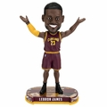 LeBron James (Cleveland Cavaliers) 2017 NBA Headline Bobble Head by Forever Collectibles