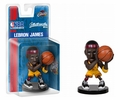 LeBron James (Cleveland Cavaliers) Collectormates  MINDstyle NBA Minis Series 1